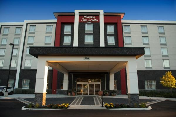 Hampton Inn & Suites by Hilton Thunder Bay Thunder Bay