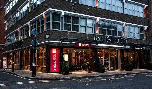 Hotel Indigo London Tower Hill City of London