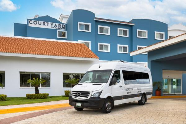 Courtyard by Marriott Cancun Airport(坎昆机场万怡酒店) 坎昆