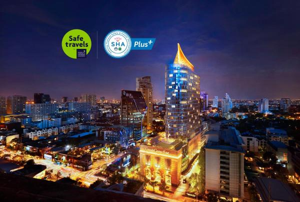 Grande Centre Point Sukhumvit 55 Thong Lo(通罗素坤逸中心55超豪华酒店) 曼谷