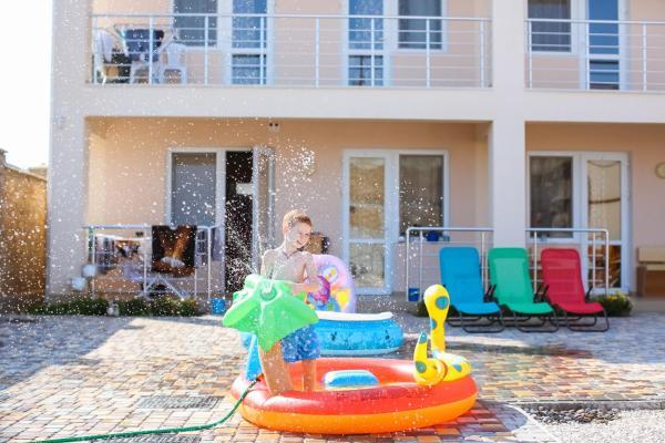 Гостевой дом Корал Прибрежное