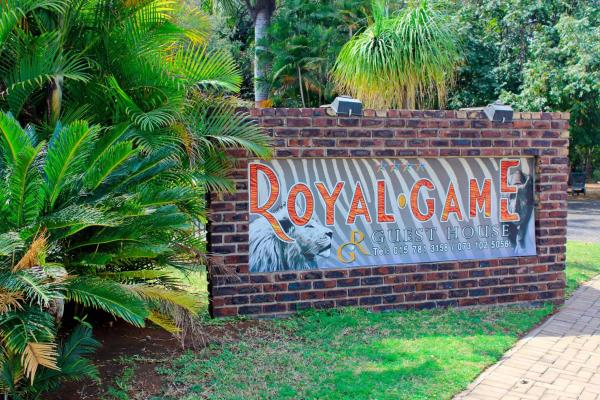 Royal Game Guest House Phalaborwa