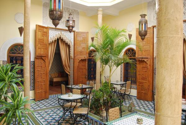 Riad Dar Zouhour Рабат
