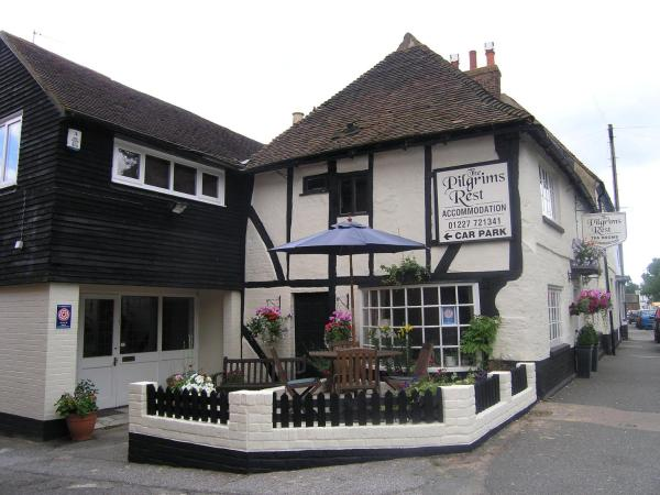 The Pilgrims Rest Littlebourne