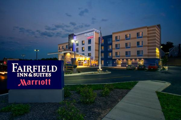 Fairfield Inn & Suites by Marriott Geneva Finger Lakes Geneva