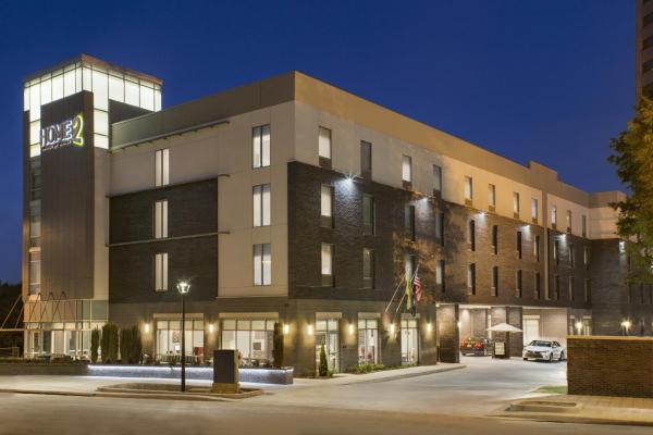 Home2 Suites by Hilton Greenville Downtown Centro de Greenville