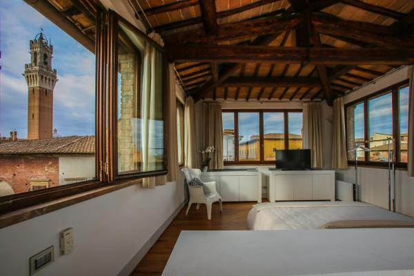 B&B Le Logge Luxury Rooms Siena