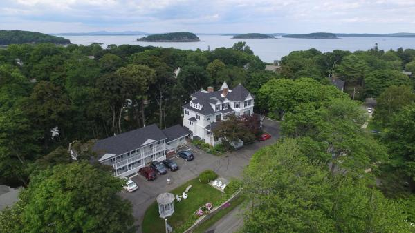 Moseley Cottage Inn and The Town Motel Bar Harbor