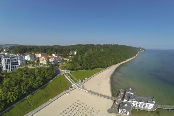 Travel Charme Kurhaus Sellin Ostseebad Sellin