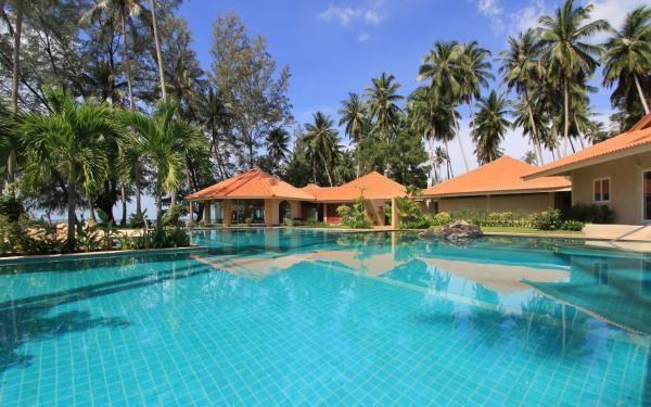 The Siam Residence Boutique Resort Lipa Noi