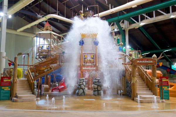 Great Wolf Lodge Southern California Garden Grove