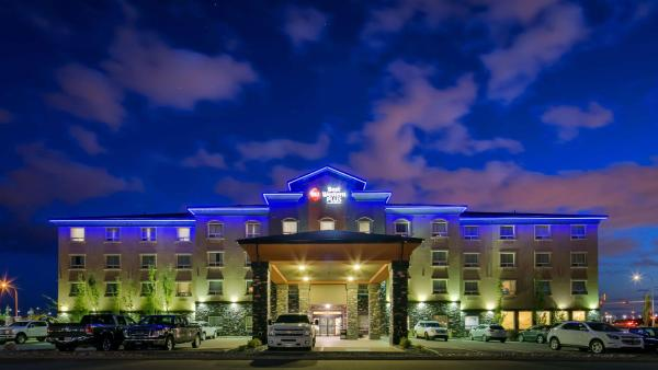 Best Western Plus Sherwood Park Inn & Suites Sherwood Park
