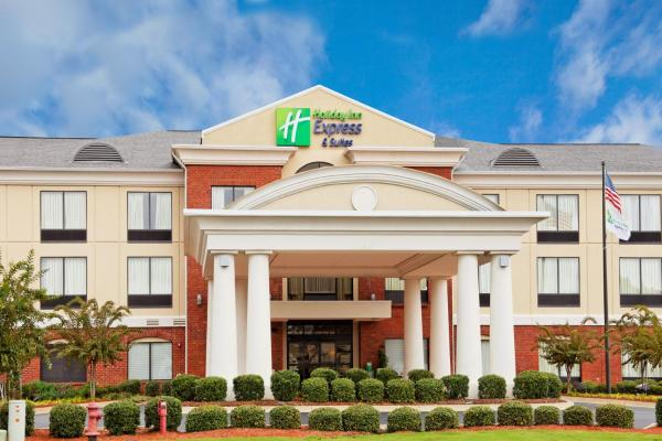 Holiday Inn Express & Suites Tupelo Tupelo