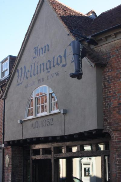 The Wellington Welwyn