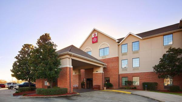 Best Western Plus Executive Hotel & Suites Sulphur