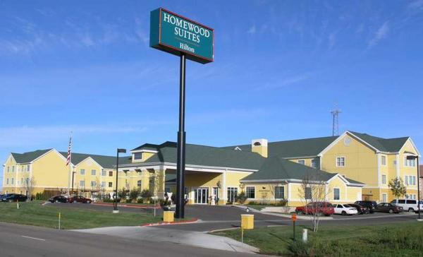 Homewood Suites by Hilton Amarillo Amarillo