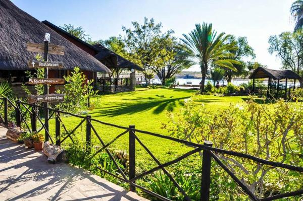 Transkalahari End Resort - Die Dam Gobabis