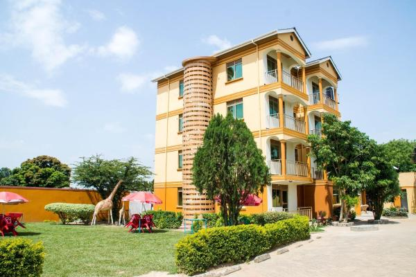 Tropical Suites Hotel Arua
