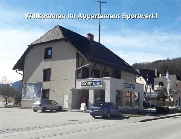 Appartement Alte Post Göstling an der Ybbs