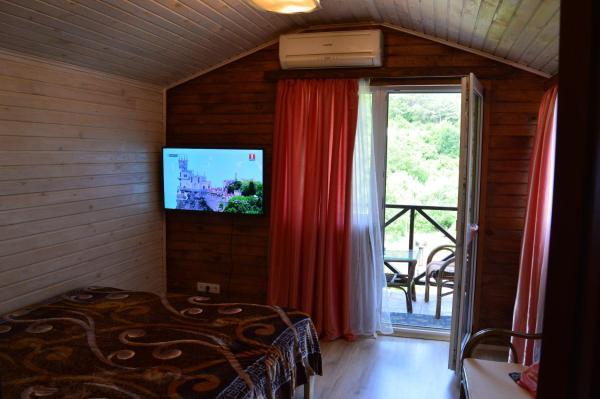 Гостевой дом Залесное дом Бахчисарай