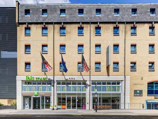ibis Styles London Excel Newham
