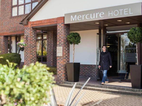 Mercure Dartford Brands Hatch Hotel & Spa Ash