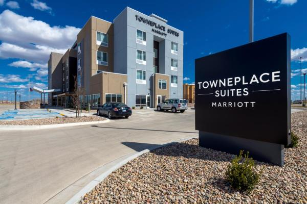 Towneplace Suites By Marriott Hays Hays