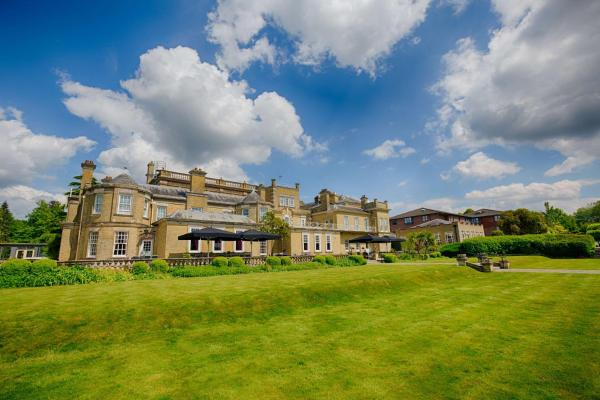 Best Western Chilworth Manor Hotel Саутгемптон