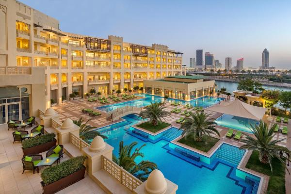Grand Hyatt Doha Hotel & Villas West Bay