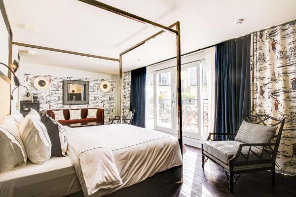 Mom'Art Hotel & Spa Paris