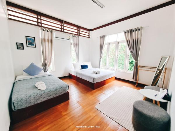 Thirty Tree Garden House Chumphon