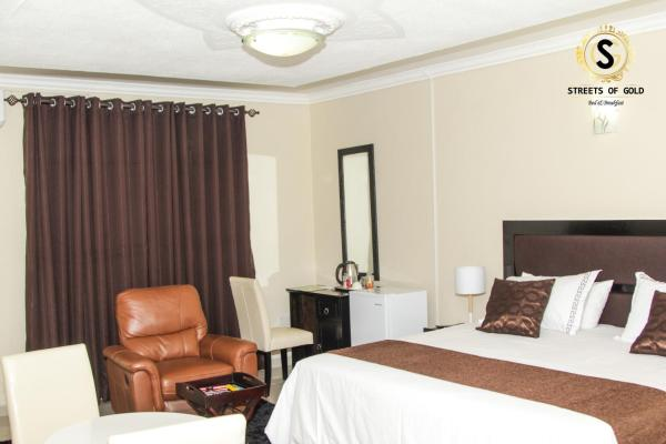 Streets of Gold Guest House Gaborone
