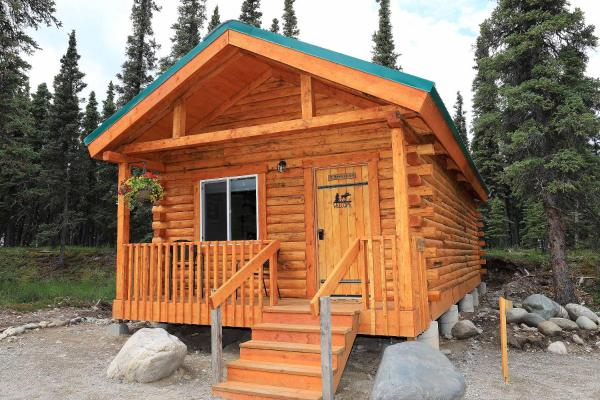 Denali Tri-Valley Cabins Хили