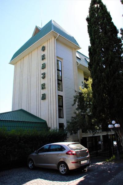 """Отель """"Сказка"""" Алушта"""
