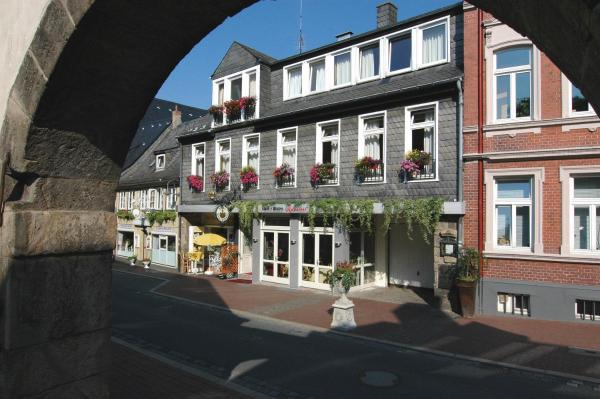 Hotels in goslar buchen sie g nstige hotels pensionen for Design hotel goslar