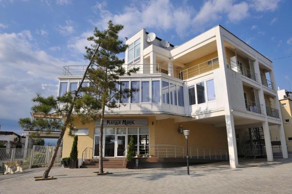 Отель Капля моря Песчаное