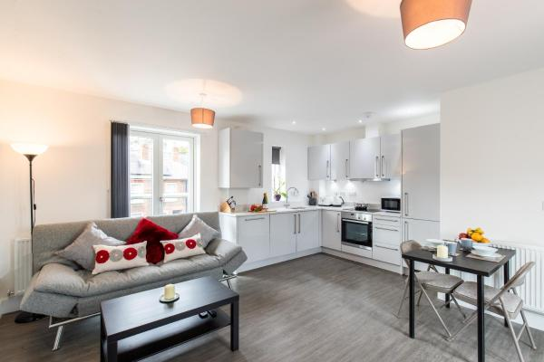 Oval View Apartments Hemel Hempstead