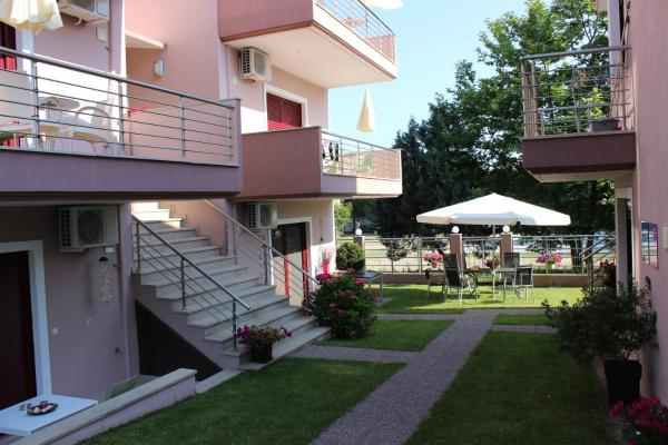 Yasoo Holiday Apartments Олимпиада