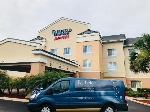 Fairfield Inn and Suites by Marriott Lakeland Plant City Plant City