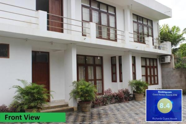 Richards guest house Kurunegala