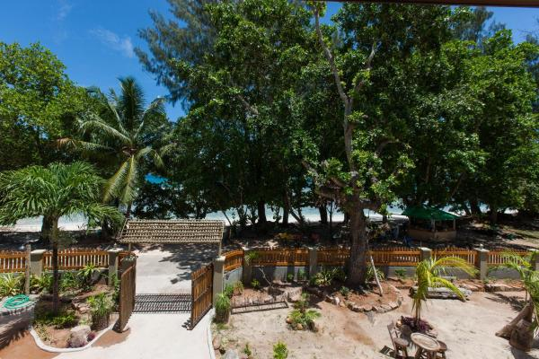 Anse Severe Beach Villas La Digue