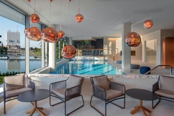 Crystal House Suite Hotel & SPA Калининград