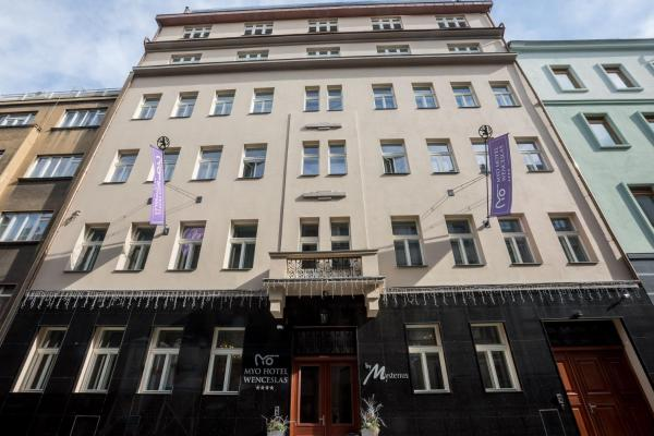 Myo Hotel Wenceslas Прага