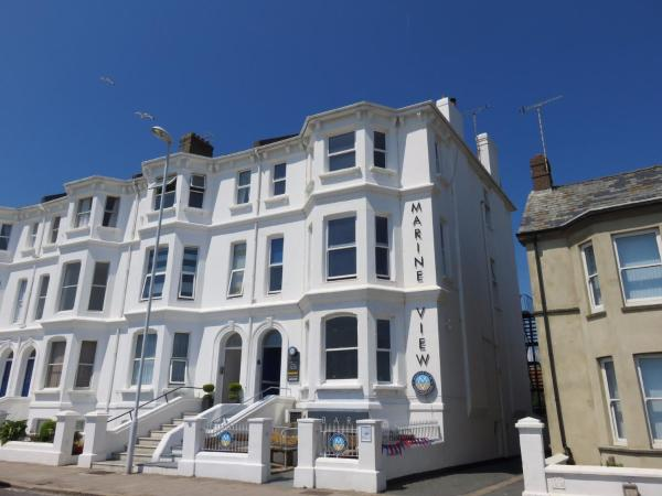 Marine View Guest House Worthing