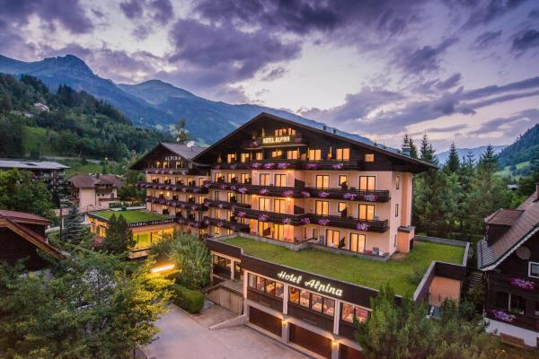 Hotel Alpina - Thermenhotels Gastein 巴特霍夫加施泰因