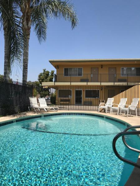 Americas Best Value Inn Visalia Visalia