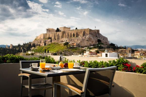 The Athens Gate Hotel Athen