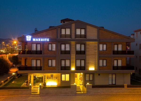 Maxuite Hotel in Home Akcay