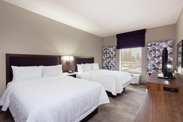 Hampton Inn & Suites Leavenworth Leavenworth