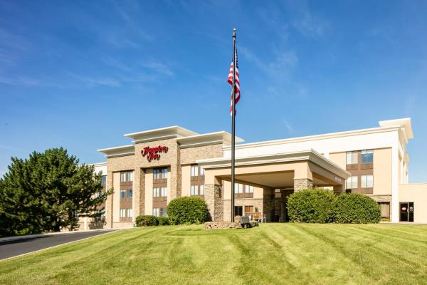 Hampton Inn Iowa City/Coralville Coralville